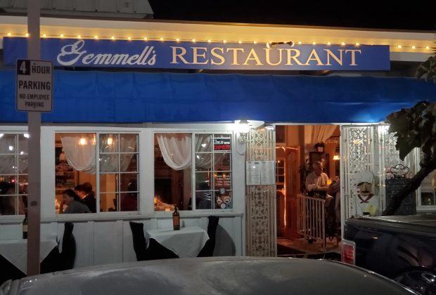 Gemmell Restaurant
